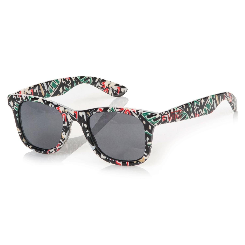 Sluneční brýle Vans Janelle Hipster white multi