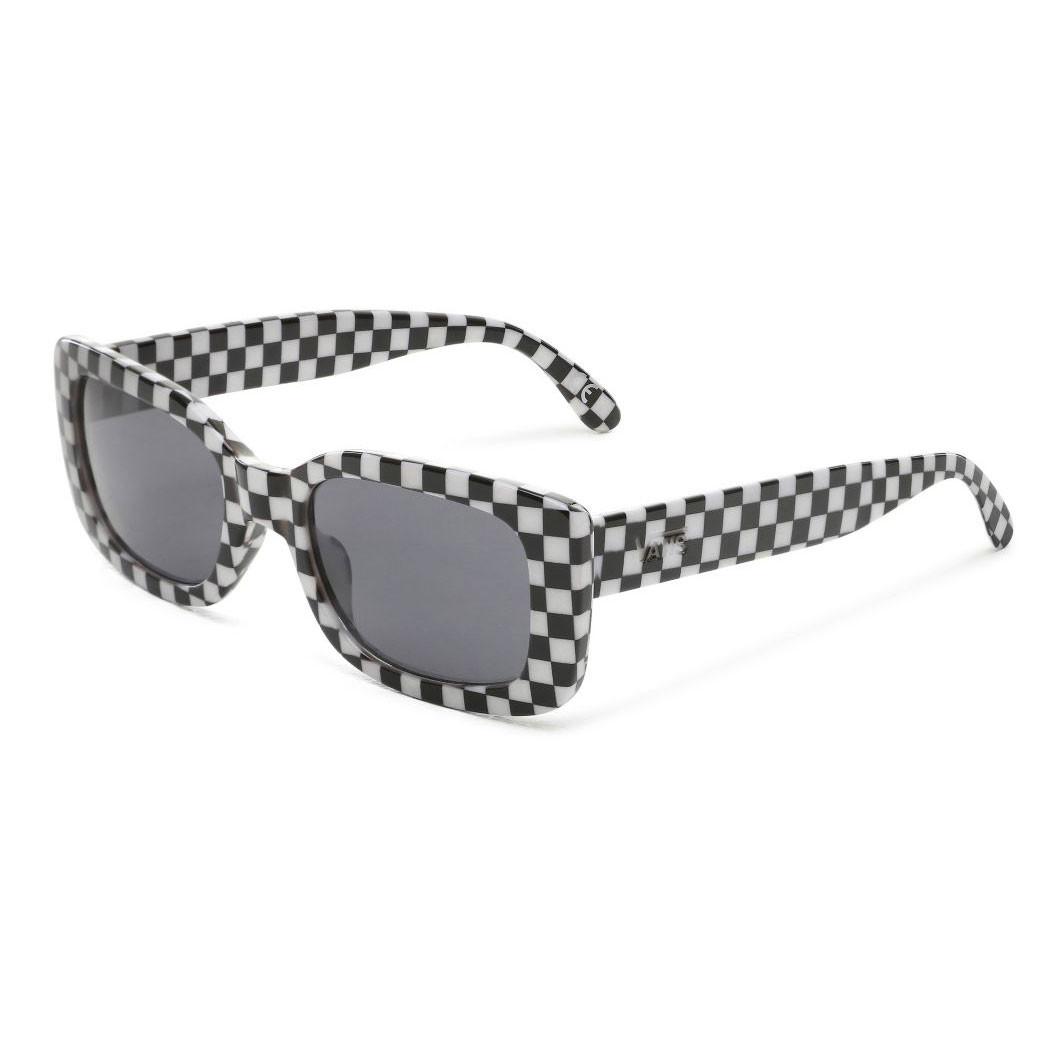 Slnečné okuliare Vans Keech Shades black white check  a41c5ba0240