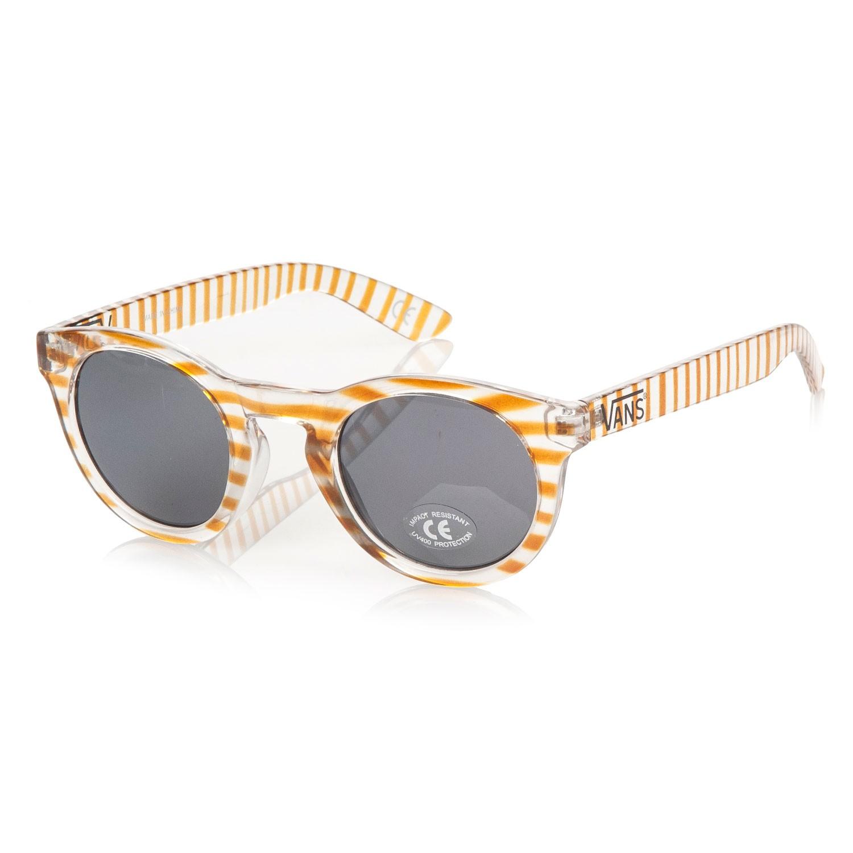 Sluneční brýle Vans Lolligagger clear/stripe