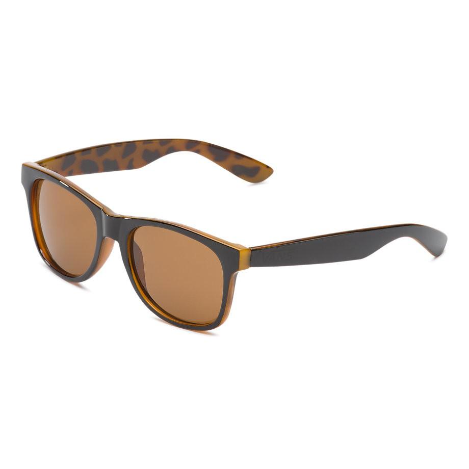 Sluneční brýle Vans Spicoli 4 Shades black/honey tort clear