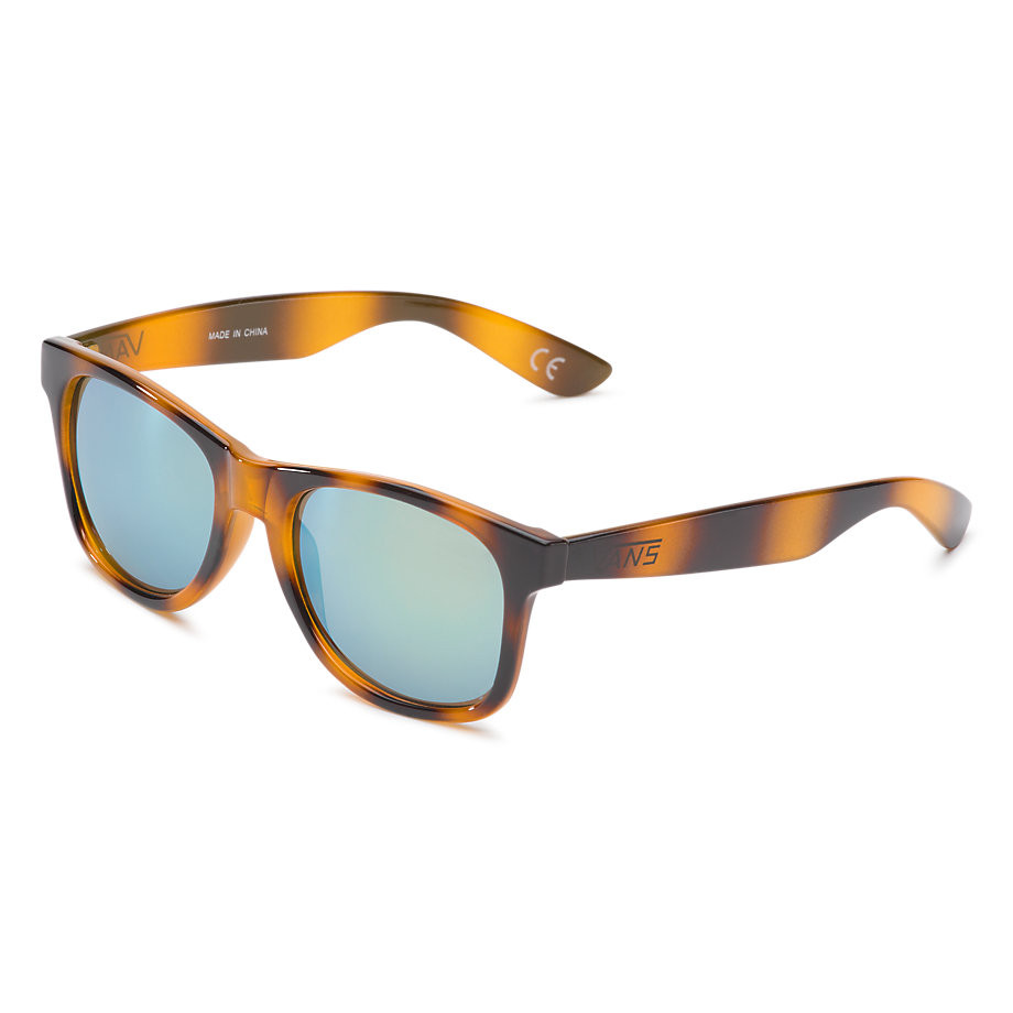 Sluneční brýle Vans Spicoli 4 Shades brown tortoise