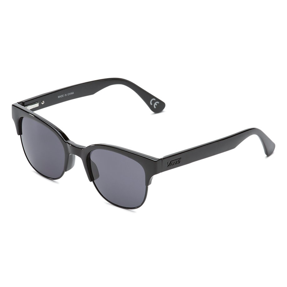 Sluneční brýle Vans Steam Shades black/black