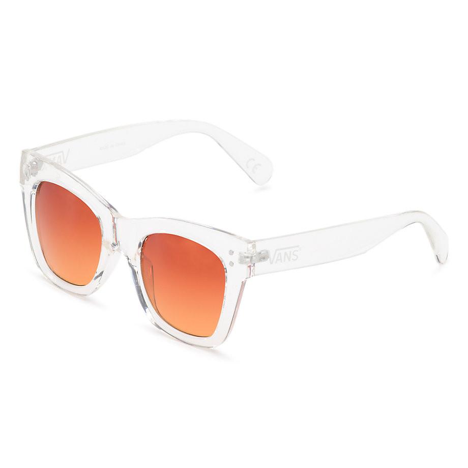 Sluneční brýle Vans Sunny Dazy clear/sunset gradient