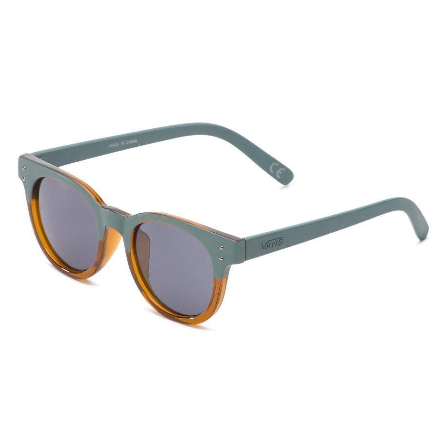 Sluneční brýle Vans Welborn Shades north atlantic/cathay spice