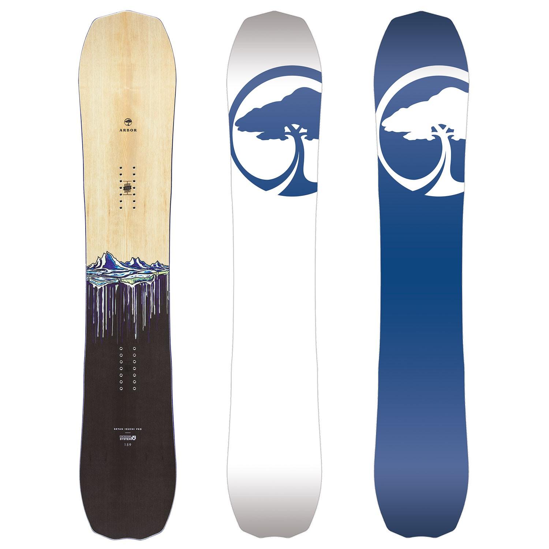 Snowboard Arbor Bryan Iguchi Pro Rocker vel.162 16/17 + doručení do 24 hodin