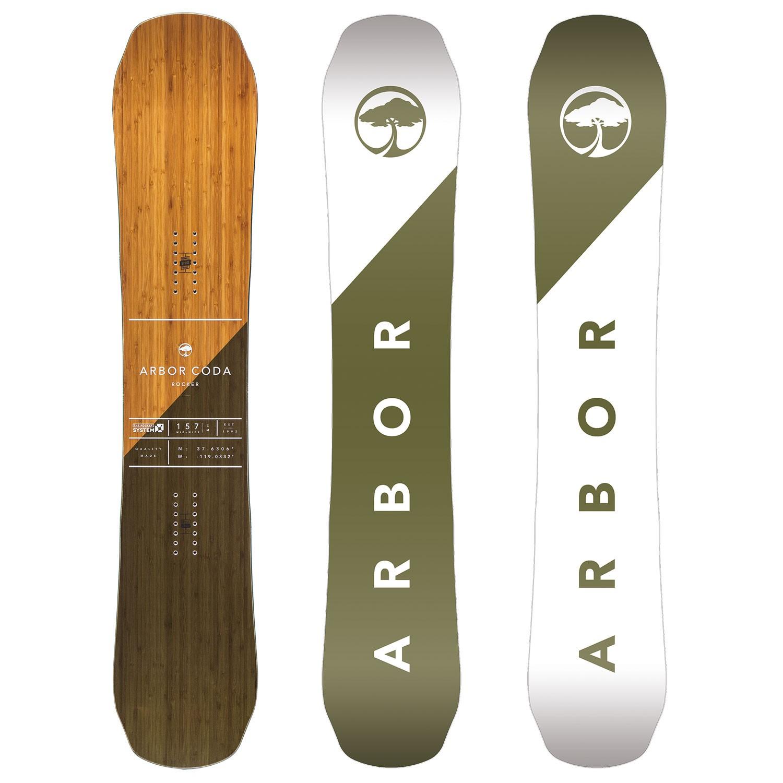 Snowboard Arbor Coda Rocker vel.160 16/17 + doručení do 24 hodin