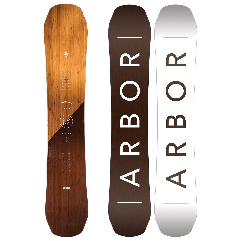 Snowboard Arbor Coda Rocker