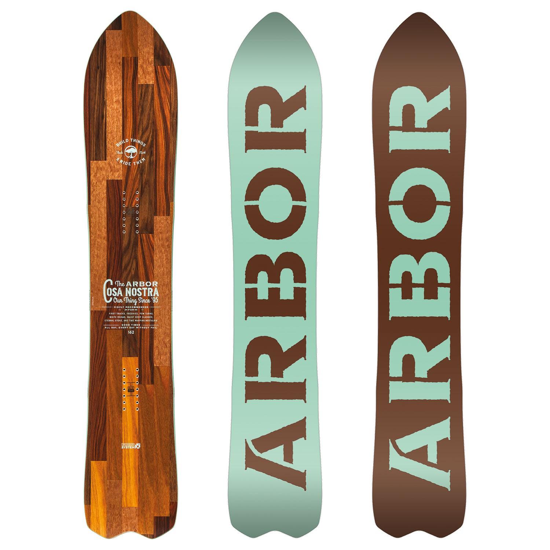 Snowboard Arbor Cosa Nostra