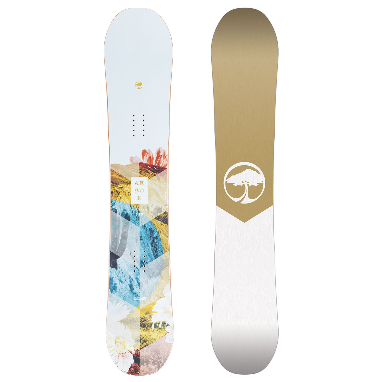 Snowboard Arbor Poparazzi