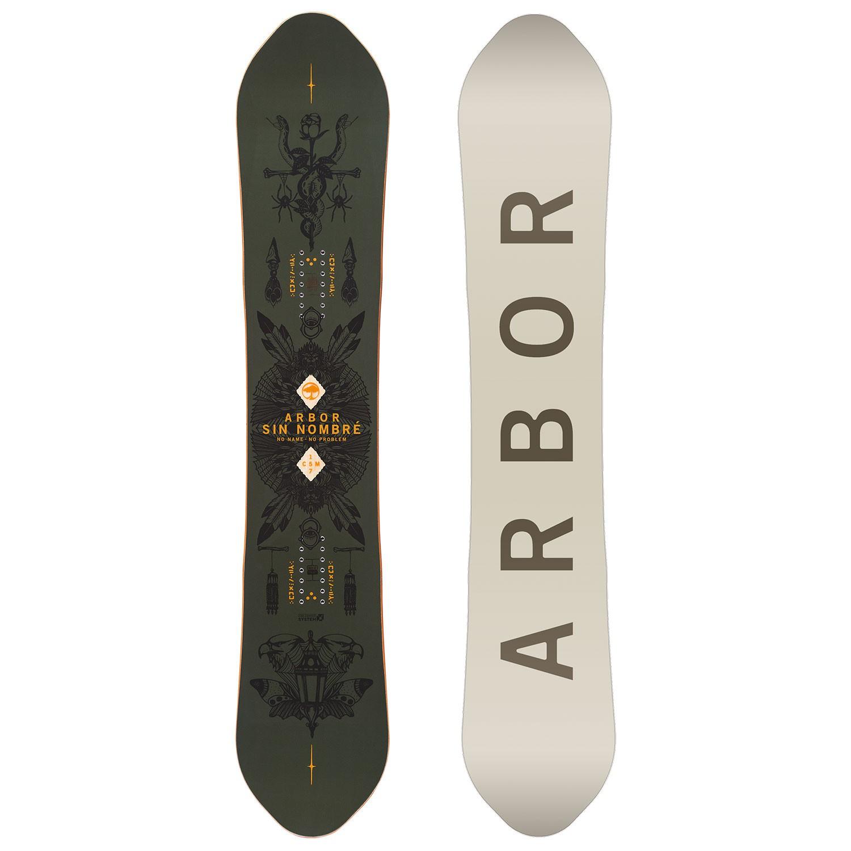 Snowboard Arbor Sin Nombre vel.160 16/17 + doručení do 24 hodin