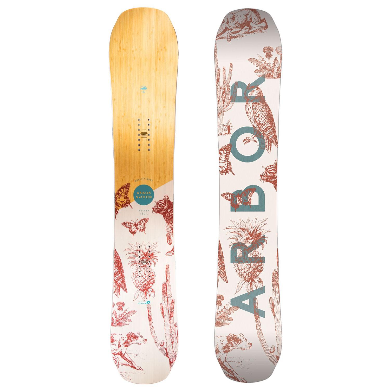 Snowboard Arbor Swoon Rocker