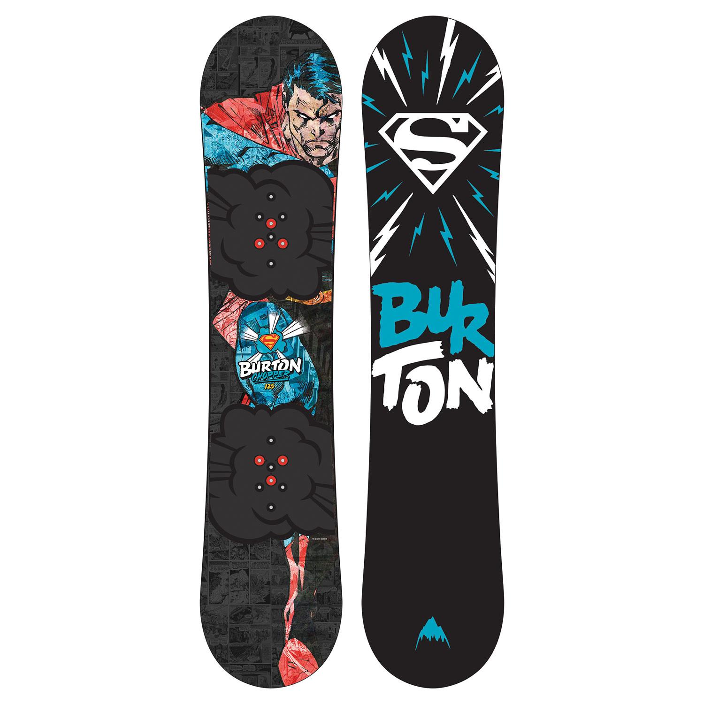 Snowboard Burton Chopper Ltd DC Comics