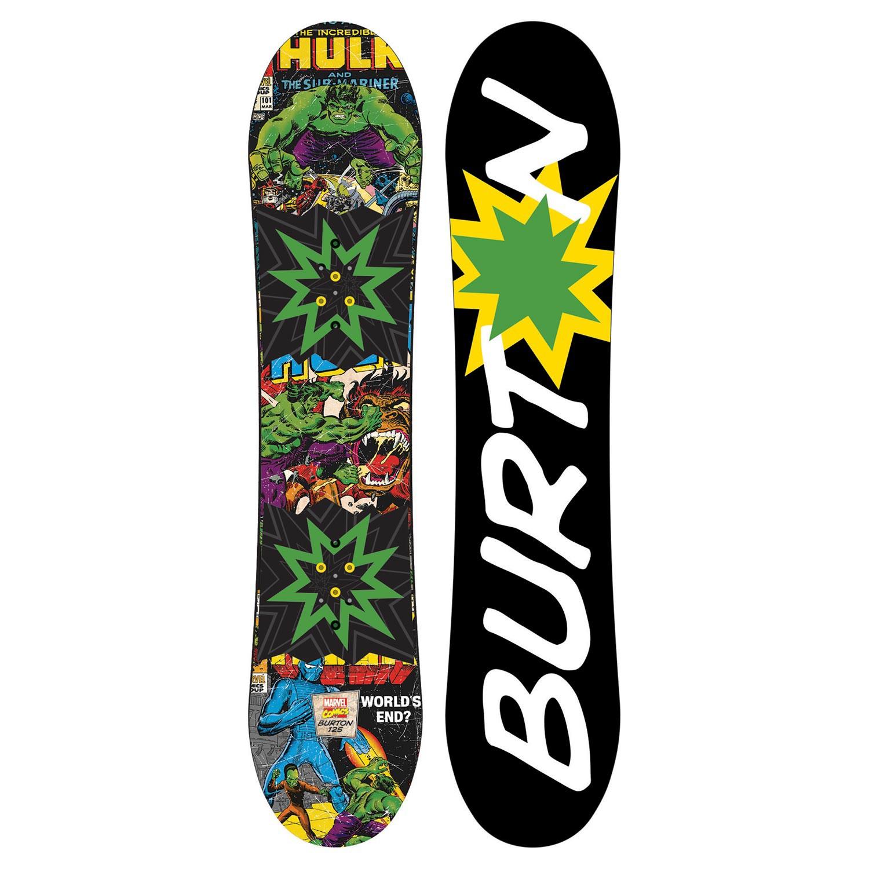 Snowboard Burton Chopper Ltd Marvel
