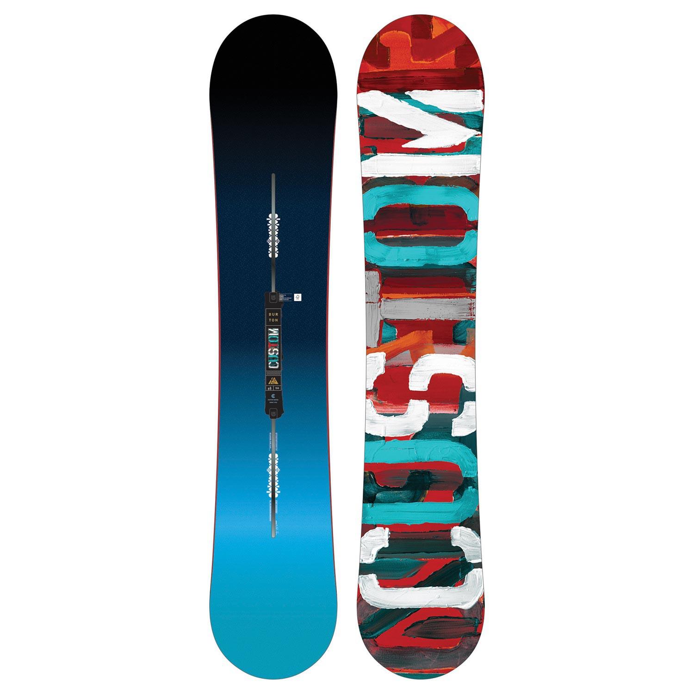 Snowboard Burton Custom vel.158 16/17 + doručení do 24 hodin