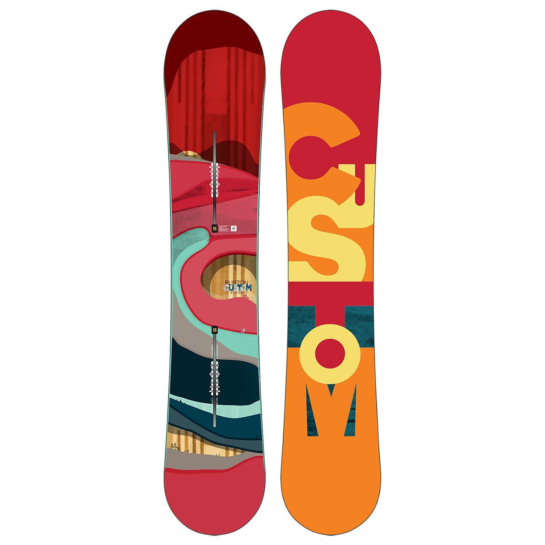 Snowboard Burton Custom Flying V vel.155W 15/16 + doručení do 24 hodin