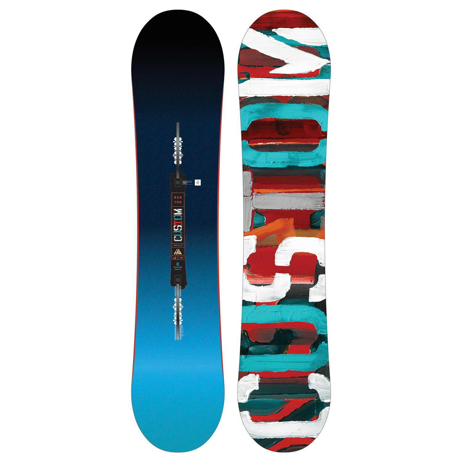 Snowboard Burton Custom Smalls