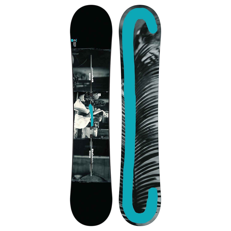 Snowboard Burton Custom Twin Flying V vel.158 16/17 + doručení do 24 hodin