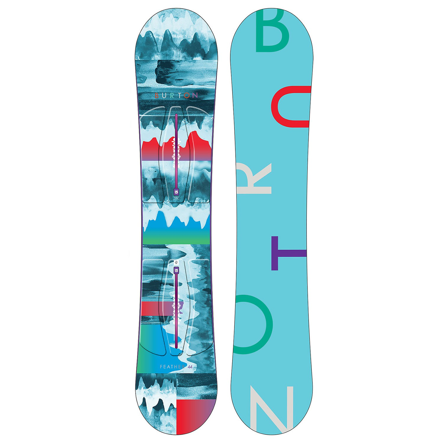 Snowboard Burton Feather