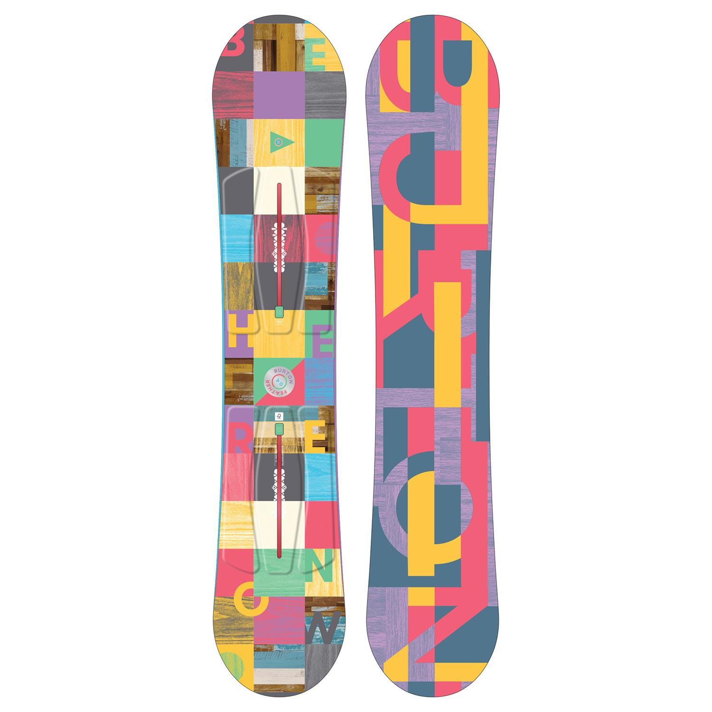 Snowboard Burton Feather vel.140 16/17 + doručení do 24 hodin