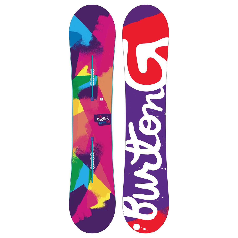 Snowboard Burton Genie vel.138 16/17 + doručení do 24 hodin