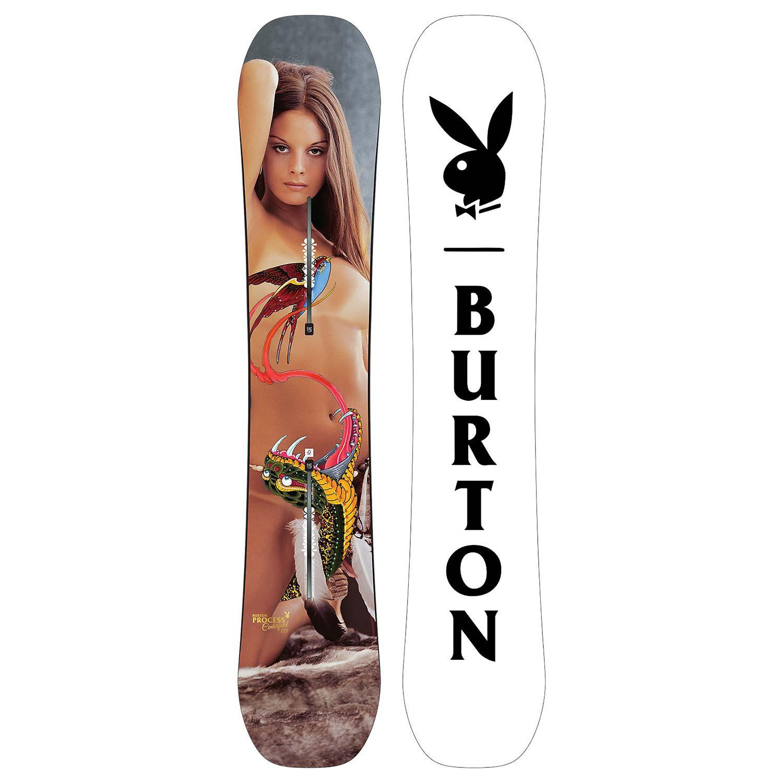 Snowboard Burton Process Centerfold