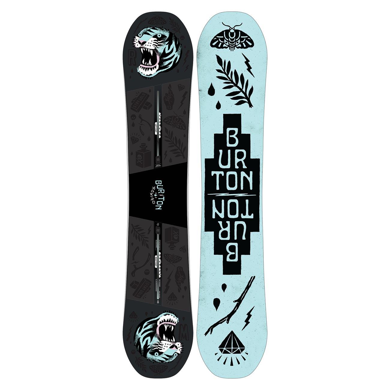 Snowboard Burton Rewind