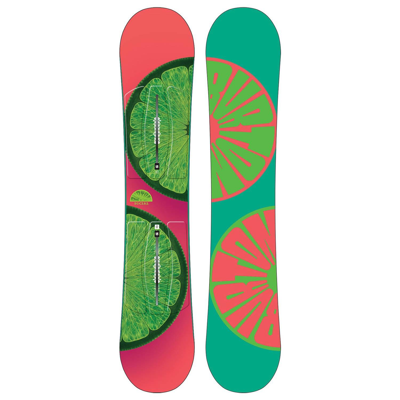 Snowboard Burton Social vel.147 15/16 + doručení do 24 hodin