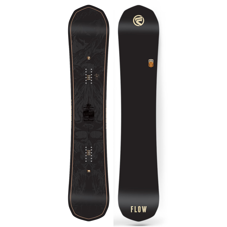 Snowboard Flow Blackout