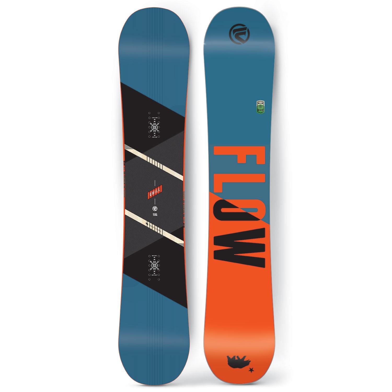 Snowboard Flow Chill