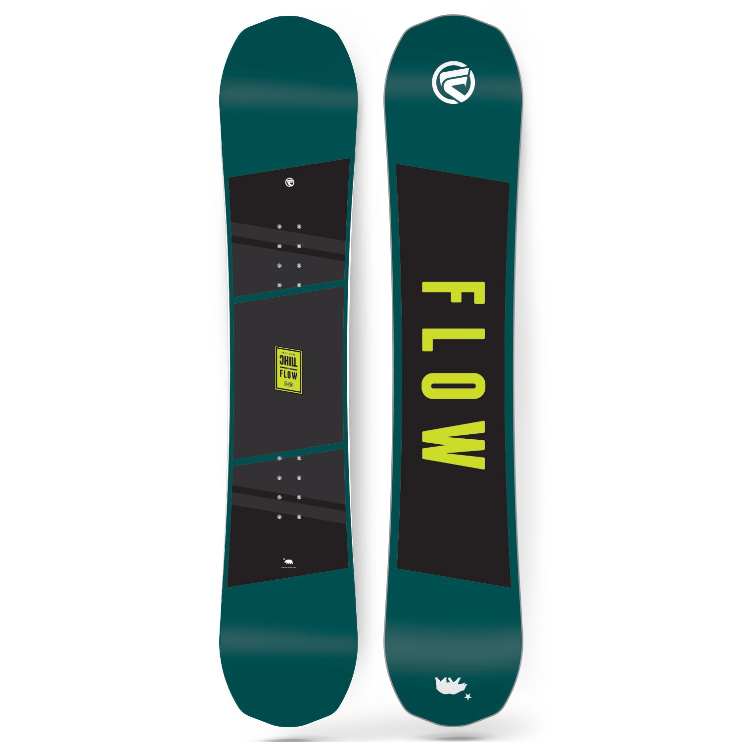 Snowboard Flow Micron Chill