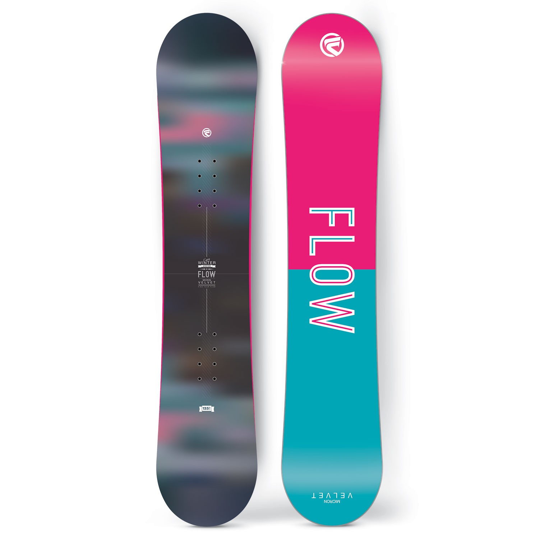 Snowboard Flow Micron Velvet