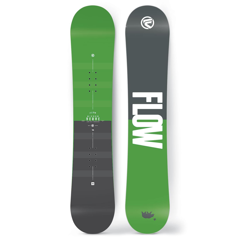 Snowboard Flow Micron Verve