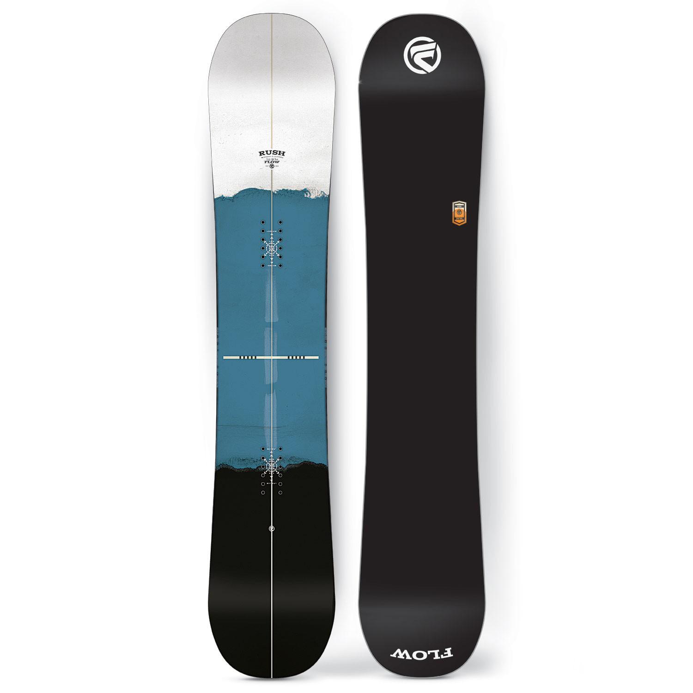 Snowboard Flow Rush