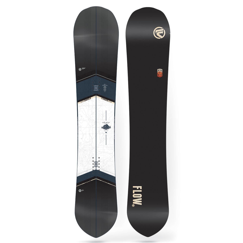 Snowboard Flow Solitude
