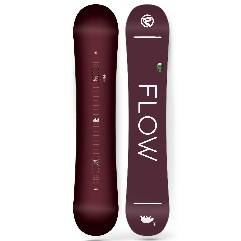 Snowboard Flow Velvet