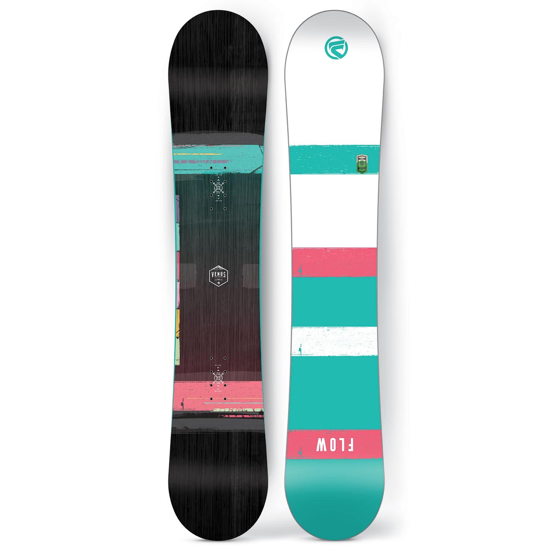 Snowboard Flow Venus Black