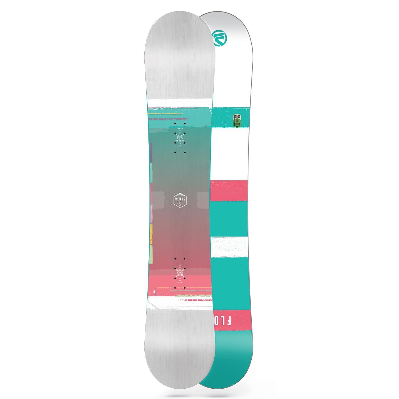 Snowboard Flow Venus White