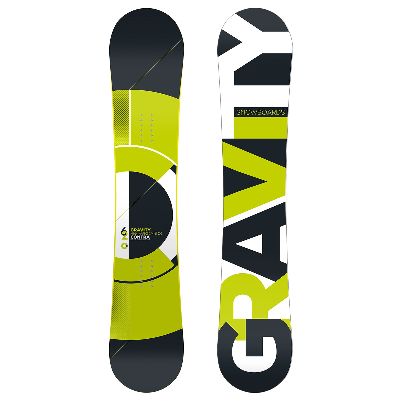 Snowboard Gravity Contra