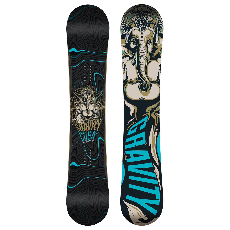 Snowboard Gravity Cosa vel.159 16/17 + doručení do 24 hodin
