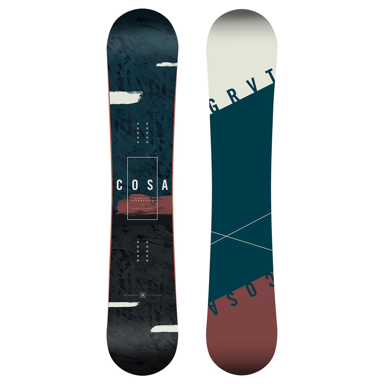 Snowboard Gravity Cosa