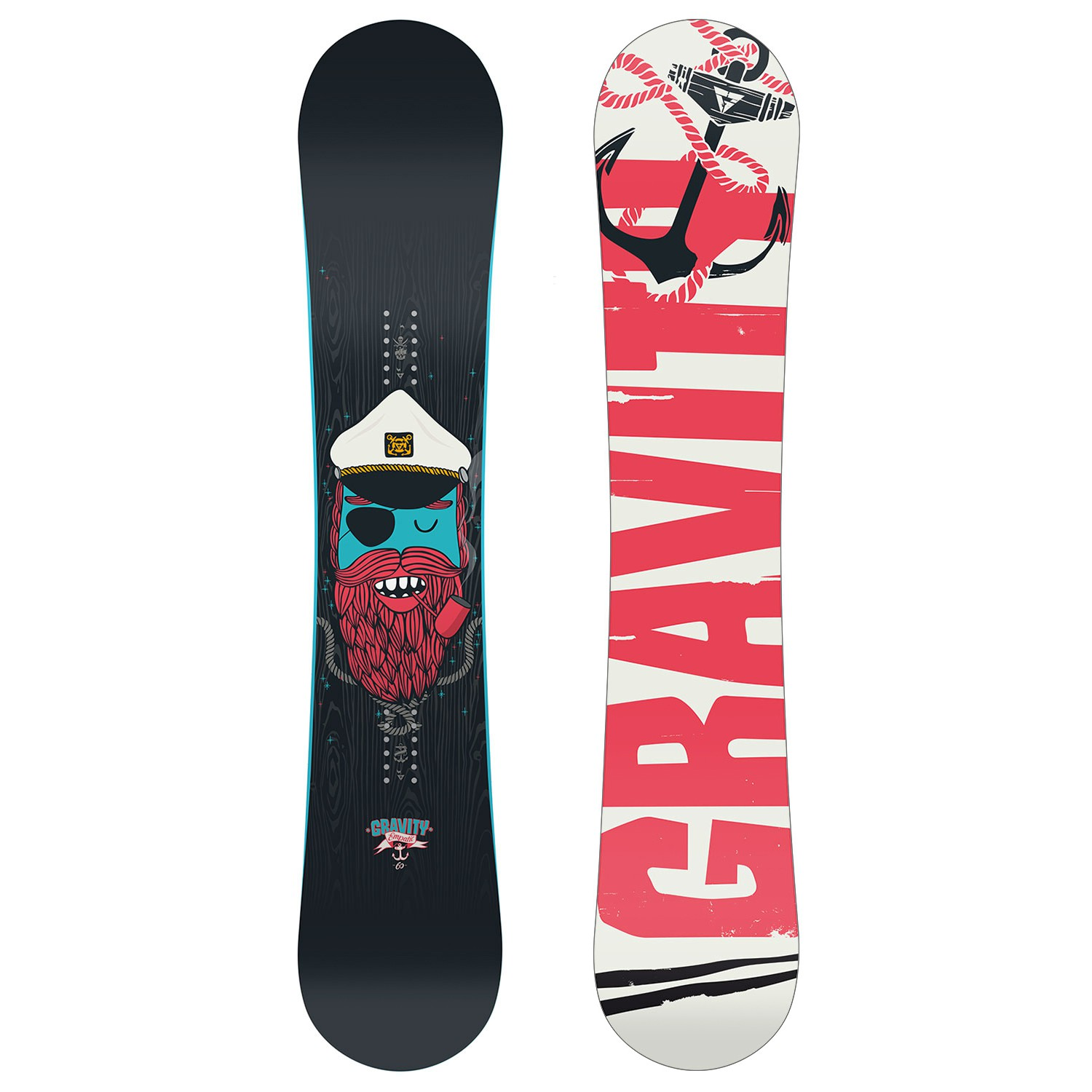 Snowboard Gravity Empatic