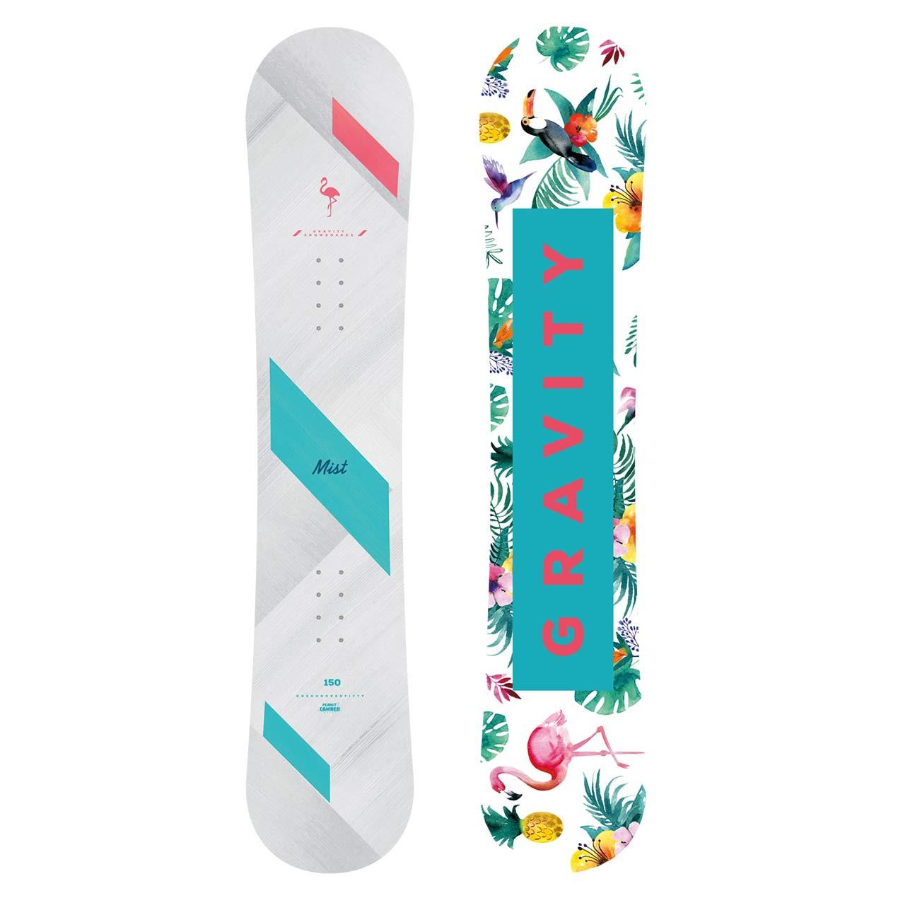 Snowboard Gravity Mist