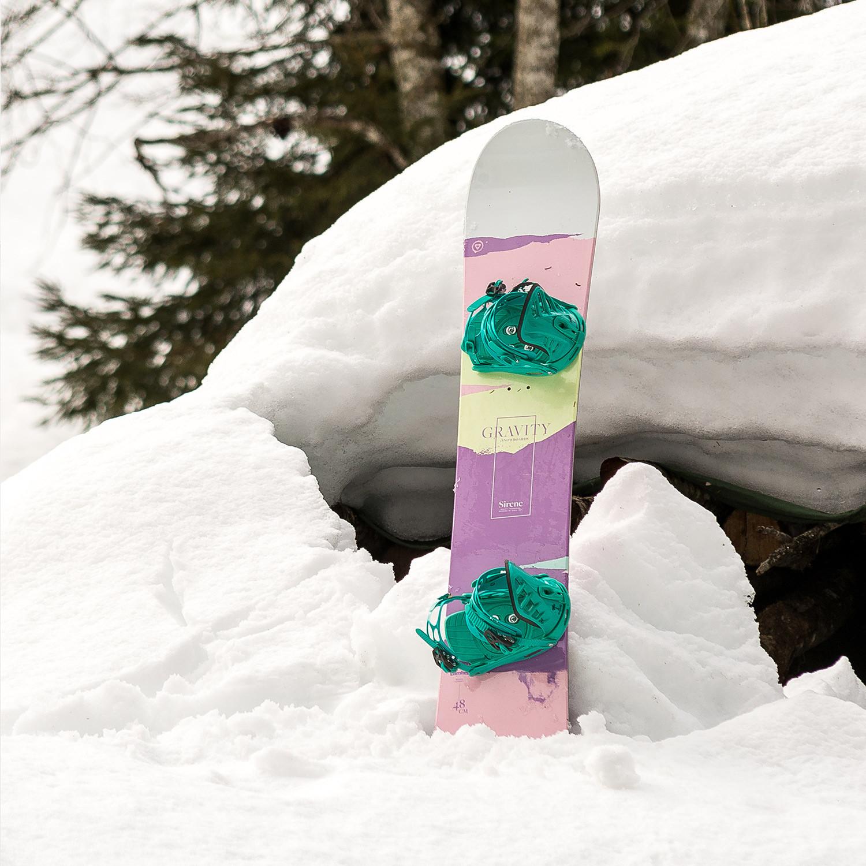 d1598f6d54 Snowboard Gravity Sirene