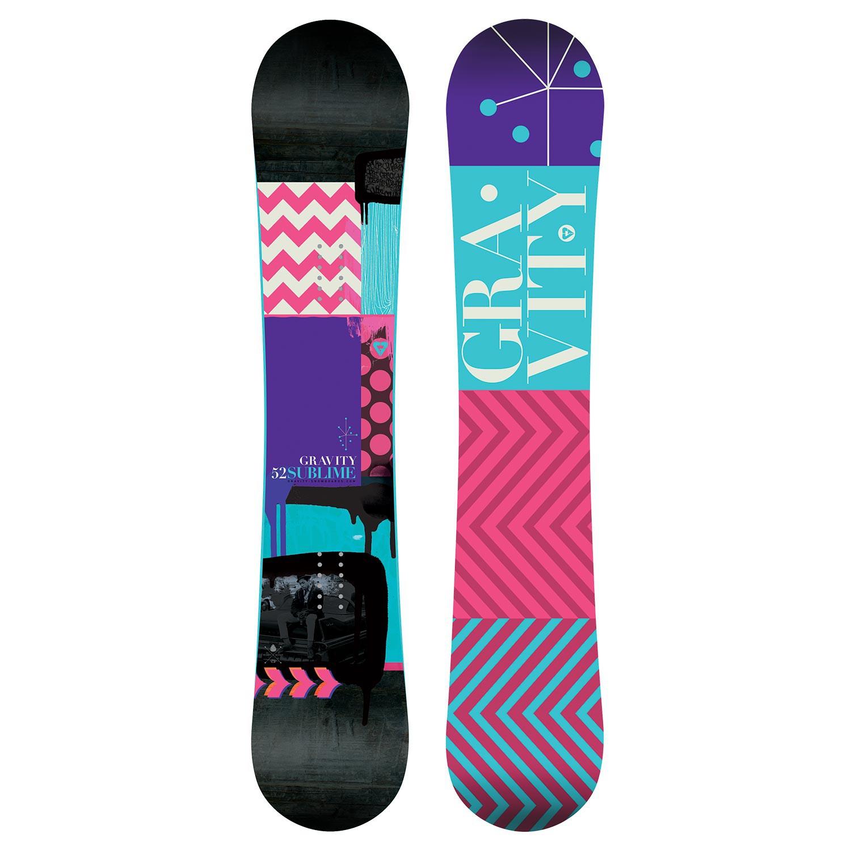 Snowboard Gravity Sublime vel.140 16/17 + doručení do 24 hodin