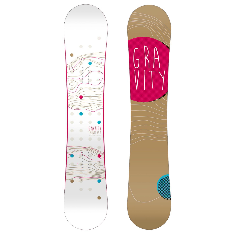 Snowboard Gravity Trinity