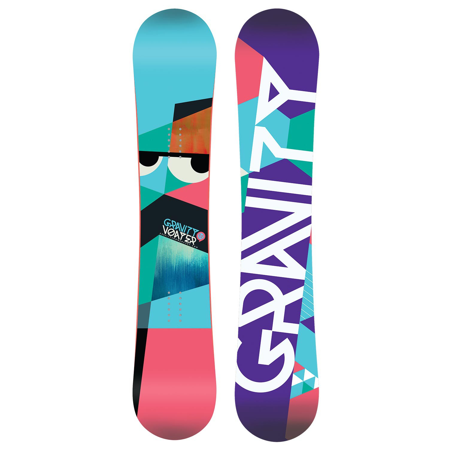 Snowboard Gravity Voayer