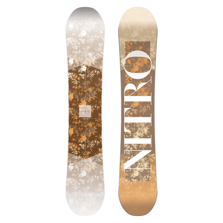 Snowboard Nitro Arial