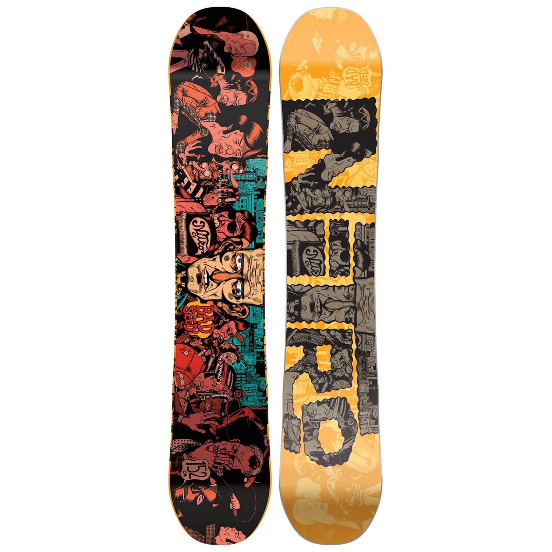 Snowboard Nitro Bad Seed