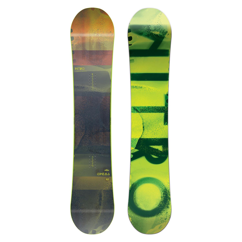Snowboard Nitro Cinema