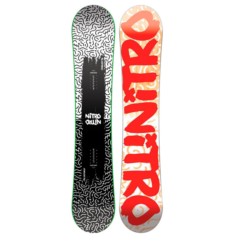 Snowboard Nitro Firekracker